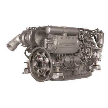 6LY2A-UTP 370hp 3300 Devir Hidrolik Şanzımanlı Dizel Deniz Motoru