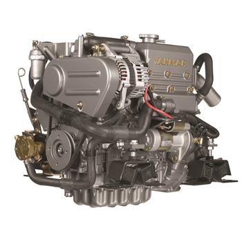 3YM20 21hp 3600 Devir Dizel Deniz Motoru