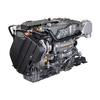 4JH80 80hp 3200 Devir Common Rail Dizel Deniz Motoru