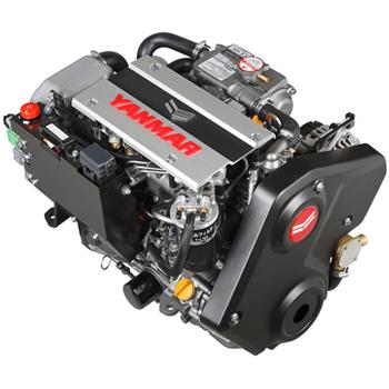 3JH40 40hp 3000 Devir Common Rail Dizel Deniz Motoru