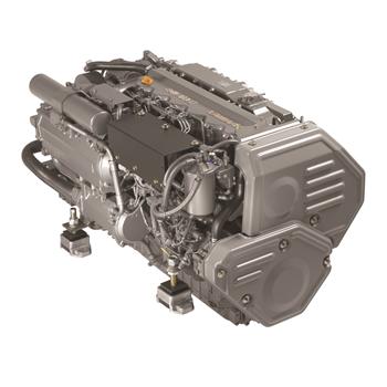 6LY3-STP 440hp 3300 Devir Hidrolik Şanzımanlı Dizel Deniz Motoru