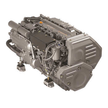6LY3A-UTP 380hp 3300 Devir Hidrolik Şanzımanlı Dizel Deniz Motoru