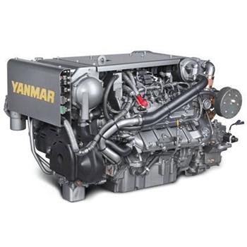8LV-370 370hp 3800 Devir V-90° Hidrolik Şanzımanlı Common Rail Dizel Deniz Motoru