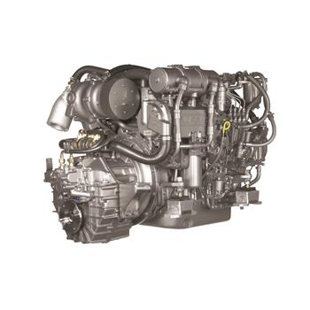 4LHA-STP 240hp 3300 Devir Dizel Deniz Motoru
