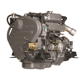 3JH5E 39hp 3000 Devir Dizel Deniz Motoru